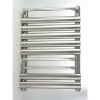 Wholesale Eco Friendly Heated Towel Radiators , Hot Water Radiator Elliptical Tube For Bathroom from china suppliers