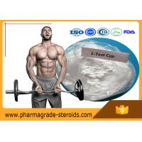 Wholesale Testosterone Steroid Hormone 1-Test Cyp,Dihydroboldenone Cypionate for Fitness Growth from china suppliers