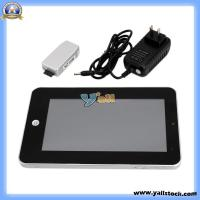 Wholesale 7-Inch Touching Screen Tablet PC Black 706F -88006151 from china suppliers