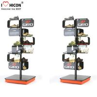 Wholesale Freestanding Shoes Store Retail Supplies Metal Store Display Fixtures from china suppliers