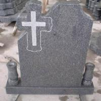 Wholesale Grey Granite Headstone from china suppliers