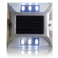 Quality aluminum solar led intelligent road stud for sale