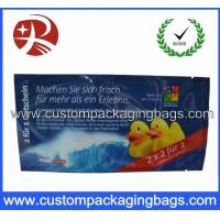 Wholesale Custom Packaging Bags For Wet Wipes , Customized Heat Seal Plastic Bags from china suppliers