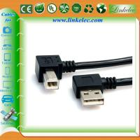Wholesale Double angle usb cable from china suppliers