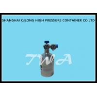 Wholesale Safety Aluminum Gas Cylinder for Medical , 0.375L compressed oxygen tank from china suppliers