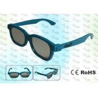 Wholesale ABS REALD Cinema Use Circular polarized 3D glasses  from china suppliers