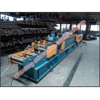 Wholesale Steel Garage Shelves Making Roll Form Machines With Holes Punching Machine from china suppliers