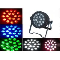 Wholesale Ip65 Waterproof Led Light Outdoor Led Par Light 18x15w Rgbwa 5 In 1 from china suppliers