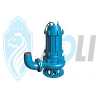 Wholesale Portable Electric Sewage Pump , Submersible Drainage Pump For Waste Water from china suppliers