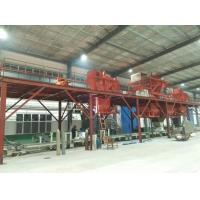 Automatic Colorful Glazed Mgo Roof Tile Making Machine Cement Pantile Equipment ISO