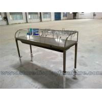 Wholesale Metal stainless steel Showcase Fixture for Jewelry display from china suppliers
