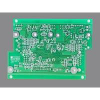 Wholesale ROHS 4 layer 4 oz Double Side Halogen Free 0.8 - 1.2um Immersion Tin PCB Board from china suppliers