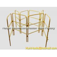 Wholesale Manhole Guard Rails Steel Manhole Guard Rail for safe from china suppliers