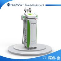 Buy cheap Vertical cryo lipolysis fat freeze home cryolipolysis liposuction machine from wholesalers
