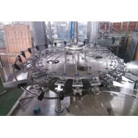 Wholesale Automatic Bottle Rinsing Carbonated Drink Filling Line Stainless Steel Structure from china suppliers