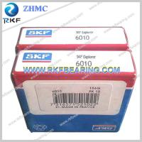 Wholesale SKF 6010 Single Row Open Deep Groove Ball Bearing from china suppliers