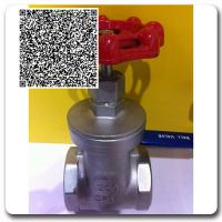 Wholesale 1000wog M/F stainless steel screwed full port npt ball valve from china suppliers
