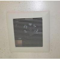 Wholesale round window-mounted bathroom fans that remove odor from china suppliers