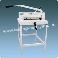 China 430M Manual paper guillotine on sale