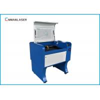 Wholesale Rubber Plates Laser Leather Cutting Machine 60W 110 / 220V With USB Port from china suppliers