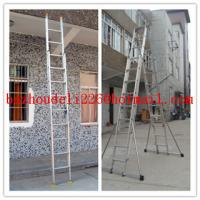 Wholesale Straight fiberglass ladder Collapsible ladder  ladderladders from china suppliers