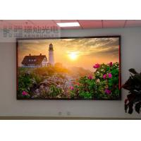 Wholesale 300x200mm LED Billboard Display , Led Wall Display Screen For Studio 180X120 Dots from china suppliers