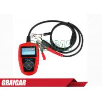 Wholesale 12v Vehicle Diagnostic Tools Auto Battery Tester BA101 With Multi Language from china suppliers