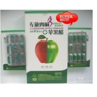 Wholesale Natural Slimming Pills , L-Carnitine Apple Vinegar Weight Loss Capsule from china suppliers