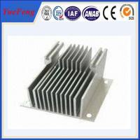 Wholesale soldering aluminum extrusion heat sink used for CPU thermal solution from china suppliers
