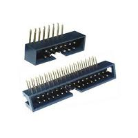 Wholesale 0086 cn 1.27 mm pitch PCB box Header connectors from china suppliers