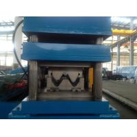Wholesale Automatic Guardrail Roll Forming Machine Cold Roll Steel Panel Forming Machine from china suppliers