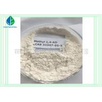Wholesale Methyl 1,4- AD Prohormones Muscle Building Steroids of Dianabol Anabolic Pharma , CAS 34347-66-5 from china suppliers