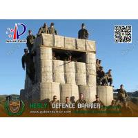 Wholesale HESLY Defensive Gabion Barrier for Army Security | China HESCO Barrier Supplier from china suppliers