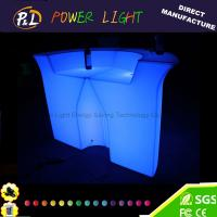 Quality Color Changing LED Palstic Bar Counter for sale