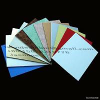 Wholesale ACP aluminum cmposite board for building   from china suppliers