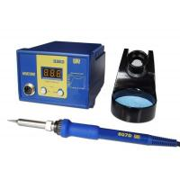 Wholesale Detachable 2Ω 60W Digital Soldering Station 2mV Tin to Ground Potential from china suppliers