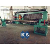 Wholesale Hexagonal Wire Mesh Machine Woven Wire Mesh Machinery With 95% Aluminium Alloy Wire from china suppliers