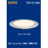 Wholesale 10 Inch Slim SMD LED Recessed Panel Lights, Dimmable 18w LED Panel Downlight from china suppliers