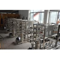 Wholesale 1000L/H 304 Stainless steel Reverse Osmosis Water Purification Machines Line from china suppliers