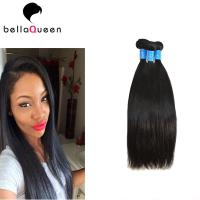Wholesale Wet And Wavy Weave Human Hair Burmese Remy Hair , Triple Weft Clip In Hair Extension from china suppliers