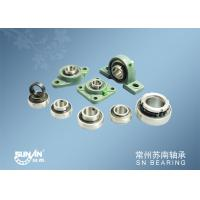 Wholesale Agricultural Ball Bearing Unit / Industrial Pillow Block Low Noise / Pillar Block Bearing from china suppliers