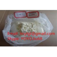 Wholesale Healthy Yellow Trenbolone Powder Trenbolone Acetate / Tren Acetate For Safe Bodybuilding from china suppliers