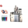 Buy cheap Bag On Valve Aerosol Filling Machine For Shower Gels / Shaving Gels / Shaving Foam from wholesalers