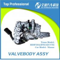 Wholesale CVT transmission PARTS RE0F10A/JF011E CVT2 JATCO CONTROL VALVEBODY ASSY from china suppliers
