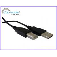 Wholesale EMI / RFI interference guarded USB Cables Male to Male / A Type to B Type from china suppliers