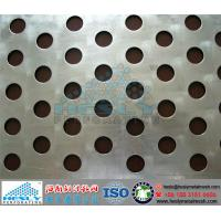 Wholesale Round Hole Perforated Metal Sheets, Round Hole Pattern Perforated Mesh from china suppliers