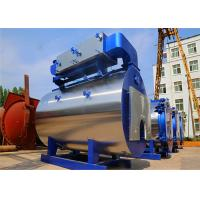 Wholesale High Efficiency Fire Tube Gas Steam Boiler Fuel Fired Condensing For Food Factory from china suppliers