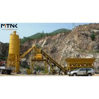 Wholesale HZS35 Small Capacity Cement Mixing Plant from china suppliers