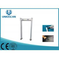Wholesale Waterproof Multi Zone Metal Detector UM600 18zones Easy Installation from china suppliers