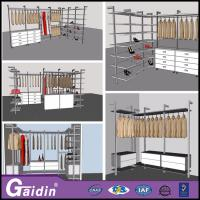 Wholesale metal fabric storage bedroom manufactures direct new walk in wardrobes for 2015 from china suppliers